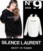 【HOLLYWOOD MADE】SILENCE LAURENTフーディー