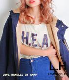 H.E.Aロゴ・Tシャツ