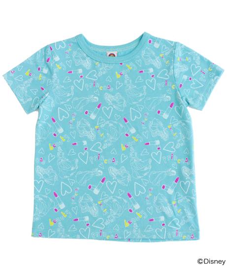 ディズニーコレクション・総柄Tシャツ
