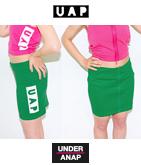サイドUAPZIPタイトスカート(別売りSETUP)
