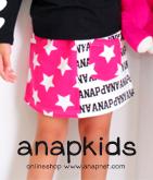USA風配色ミニスカート