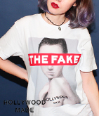 THE FAKE MAGAZINE T�����