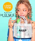 ☆新色追加☆「ANAP」ロゴ入り・スパBAG