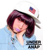 アメリカン刺繍ジェット帽