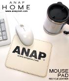 「ANAP」ロゴ入り・マウスパッド