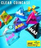 ANAPロゴビニールコインケース[2016『ANAP』ロゴビーチアイテム]