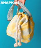2パターン総柄・巾着BAG