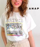 ROCKステージTシャツ