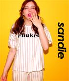 PhuketストライプTシャツ【別売りSETUP】