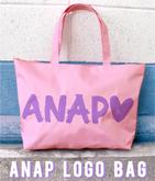 手書き『ANAP』ロゴトートバッグ