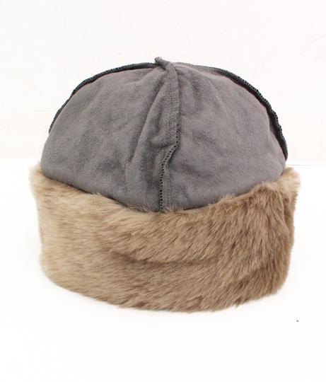 ムートンワッチ帽