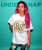 88GDプリントTシャツ
