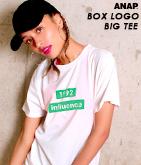 BOXロゴBIGTシャツ
