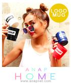「ANAP」ロゴプラスチックマグカップ