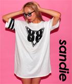 88プリントBIGTシャツ