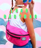 『ANAP』ロゴボディバッグ