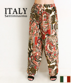 ITALY �ڥ���������˥å����饸��ѥ��