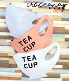 TEA CUP����å��Хå�