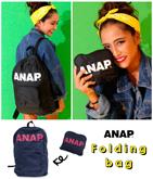 『ANAP』ロゴ携帯リュック