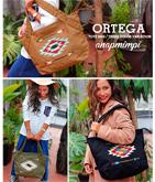 オルテガ刺繍BAG