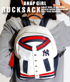 MLBスタジャン型ミニリュックサック