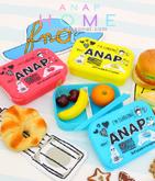 『ANAP』箸付ランチボックス