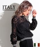 ITALY ラインリブレーストップス