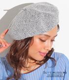 サーモサマーベレー帽