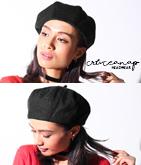カボチャベレー帽