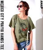 「MEXICO CITY」Tシャツ