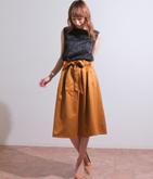 BL+タックリボンスカートセット