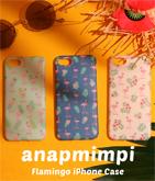 フラミンゴiPhone7ケース