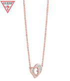 GUESS Necklace G HEARTS