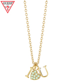 GUESS NecklaceKISS & LOVE