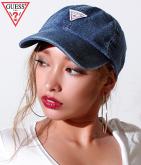 GUESS DENIM 6 PANEL CAP