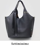 サイドマクラメデザインバッグ