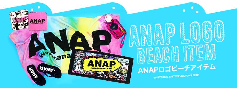 2015 ANAPロゴビーチアイテム