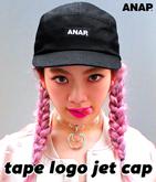 『ANAP』ロゴジェットキャップ