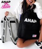 ANAP 25th アメリカンフラッグロゴリュック