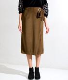 ハトメポイントタイトスカート