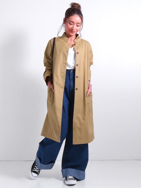 綿ツイルコート