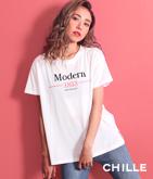 MODERNロゴTシャツ